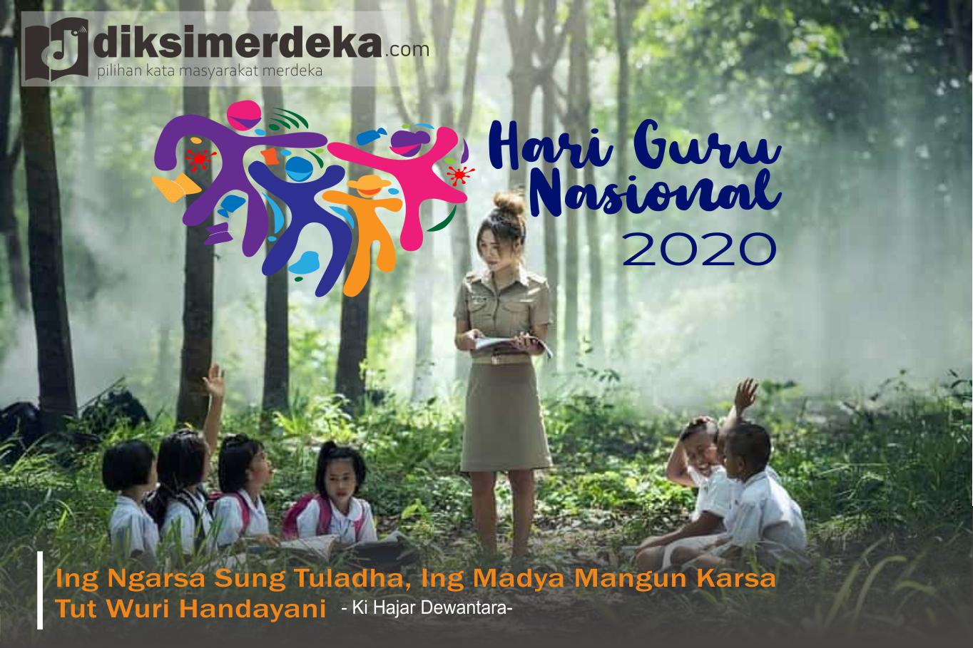 Selamat Hari Guru 25 November 2020